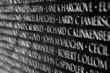 Vietnam war veterans memorial in Washington DC - 23481762