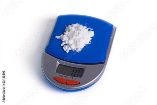 Ein Gramm Kokain