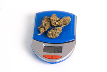 1,5 Gramm Marihuana