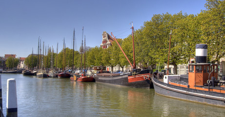 Dutch Historic Boats
