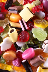 Sweets mixture