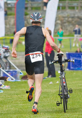 triathlete tranistion