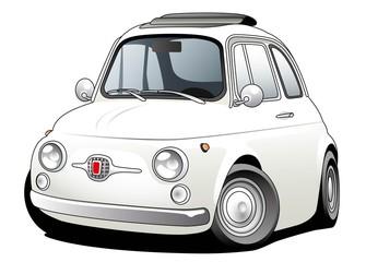 comical car
