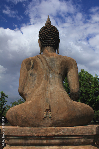image of city old Buddha