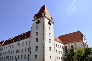 Burg, Wiener Neustadt