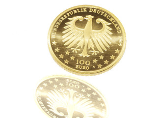 Goldmünze - 100 Euro Goldmünze