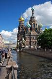 Le Sang-Versé à Saint Petersbourg