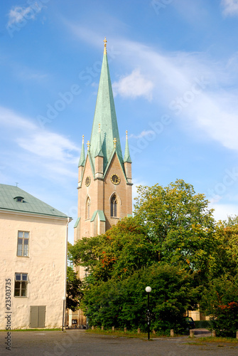 Cathedral, Linkoping, Sweden