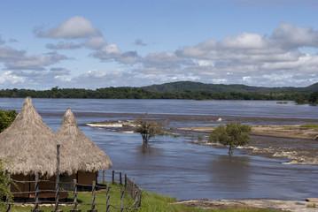 Río Orinoco,Las Garcitas, Orinoquia, Venezuela