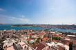 Panorama über Istanbul, Türkei
