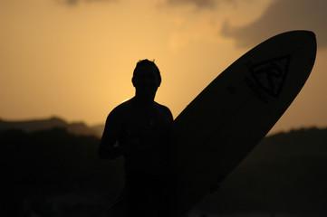 Surfer Sunchine