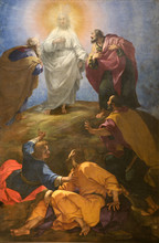 Transfiguration of Jesus - painting from Florence church