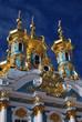 Les bulbes dorées de Tsarkoie Selo