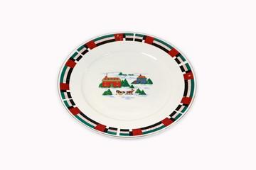 ceramics plate