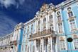 Devant le Palais de Tsarkoie Selo