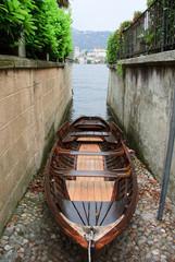 barca - lago d'Orta