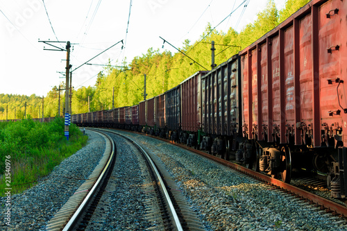 Freight train - 23540976