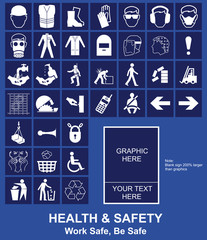 Make your own Health and Safety sign