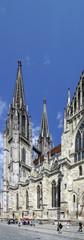 Der Dom zu Regensburg - Weltkulturerbe der Unesco