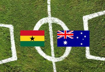 ghana australie