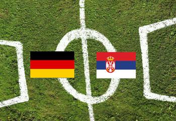 allemagne serbie