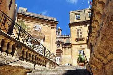 Malta, centro storico della Valletta