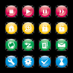 design elements / icon for web