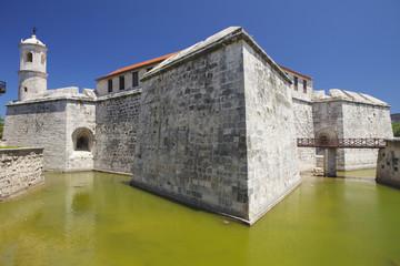 Fortificazione storica a l'havana