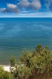 Baltic sea landscape poster