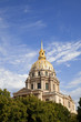 Dome of Les Invalides chapel, Paris. France series
