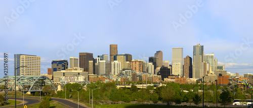 Denver Skyline from West Side