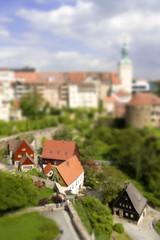 Miniatur Bautzen