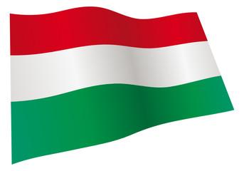 ungarn fahne