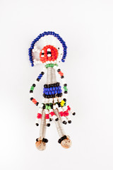 african bead work