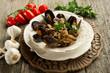 mussel and clam soup - vongole e cozze