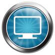 button screen aqua