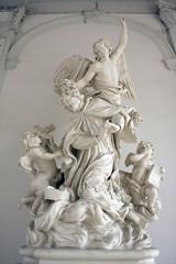 Статуя в бельведере