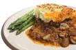 Shepherd's Pie & Asparagus