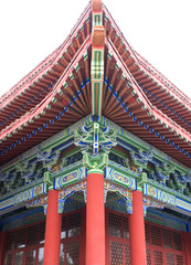 China element - wonderful building : pavilion