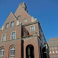 Rathaus in Bottrop ( Ruhrgebiet )