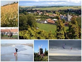 panorama du Pas- de Calais