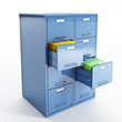 file and folder cabinet