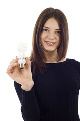 Energy Efficency Light Bulb #2