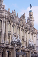 teatro nazionale dell'Avana