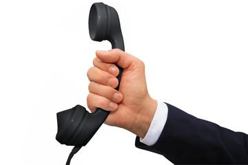 Gestenserie- Telephon