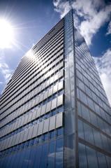 Hochhausfassade II