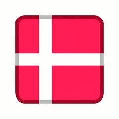 animation bouton drapeau danemark