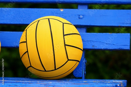 ball and bench
