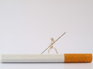 Nikotinsucht Bekämpfung