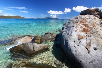 The Boulders of Beef Island (British Virgin Islands)